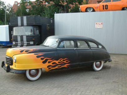 1949 Nash Original zum Street Rod